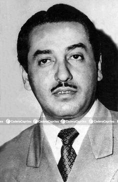 Leonardo Ruiz Pineda. Líder de la resistencia venezolana al regimen de Marcos Perez Jimenez 1949 - 1952