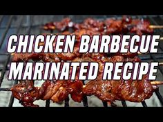 The Marinated Filipino Chicken Barbecue Recipe is one of the best Barbecue recipe in the world, and also famous on its marinating ingredient. Filipino Chicken Barbecue Recipe, Filipino Bbq, Filipino Appetizers, Filipino Dishes, Barbecue Chicken, Barbecue Recipes, Filipino Recipes, Grilling Recipes, Cooking Recipes