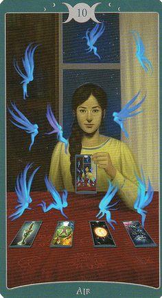 Обучение ТАРО онлайн Книга Теней викканские практики