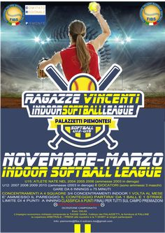 Ragazze vincenti indoor softball cup U15 al via 8b1a253d573d