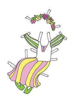 Paper doll for kids in a wheel chair 1 paper doll by RealWorldKids* For lots of free paper dolls International Paper Doll Society #ArielleGabriel #ArtrA thanks to Pinterest paper doll collectors for sharing *