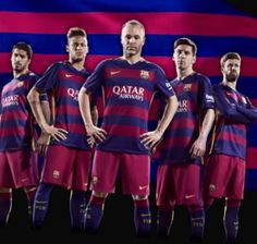 Home Jersey 2015 - 2016