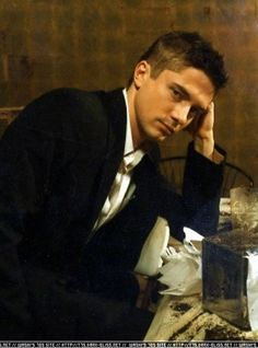 Topher Grace. He's so adorable