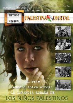 Revista PALESTINA DIGITAL - Marzo 2012