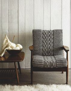 Knits at Home: Rustic Designs for the Modern Nest.