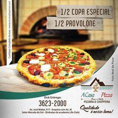 Tudo começa e termina em Pizza! www.acasadapizza.net  Hoje é dia de pizza!!! A partir das 16h. ☎Ligue e faça o seu pedido #acasadapizzamelhorderioverde #gastronomia #rioverde #loverpizza #inlovepizza #deliveryacasadapizza #tododiaediadepizza #pizzatime #pizzafood #pizzaday #deliverypizza #deliveryrioverde