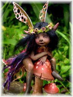 Fairy. (OOAK)