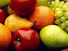 pears + apples + oranges + grapes!