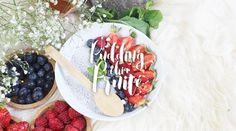 Pudding aux graines de chia fruité