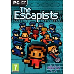 The Escapists PC Game | http://gamesactions.com shares #new #latest #videogames #games for #pc #psp #ps3 #wii #xbox #nintendo #3ds