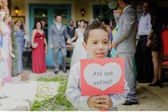 Mini wedding planejado em 40 dias: Karla e Gustavo | Blog do Casamento - O blog da noiva criativa! | Casamentos Reais