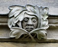 Christ Church College, Oxford What a cool architectural detail