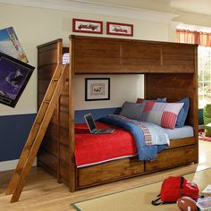 Have to have it. Elite Logan County Full Bunk Bed $1155.00