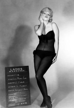 Marilyn Monroe ~ Let's Make Love
