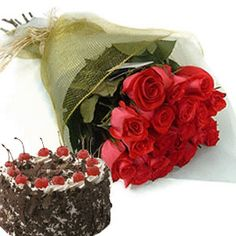 Flowers and cakes to Noida delivery