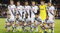 Profil, Daftar Pemain ( Skuad ) dan Prediksi Tottenham Hotspur 2016/2017