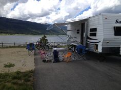 Lake Cascade June 2013