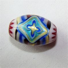 Art Seymour Chevron Beads
