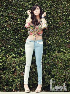 First Look magazine features Californian Girl Tiffany