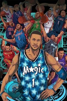 TMac through the years