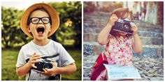 Em oficina crianças podem fotografar o que mais gostam na cidade
