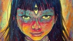 """The term """"Indigo Child"""" is somewhat new, having only entered our consciousness in the past few decades."""