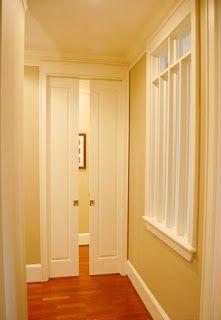 Sliding Barn Door For Bathroom  Amanda Webster Design  Love This Alluring Small Bathroom Door Review