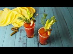 Best Dill Pickle Bloody Mary Recipe - How to Make a Dill Pickle Bloody Mary
