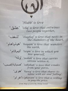"""from """"Map of Love"""" by Ahdaf Souief."""