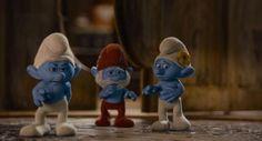 The Smurfs 2 (2013) - Animation Screencaps