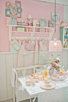 Such a lovely new spring collection by Clayre & Eef  Nová kolekce Clayre & Eef na jaro www.almara-shop.cz