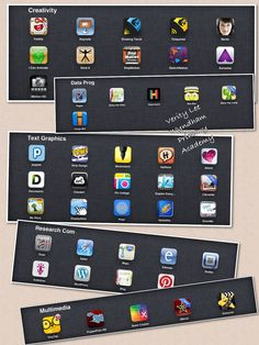 My iPad apps for the new computing curriculum