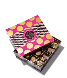 cute valentine's day idea - from Belgium with love chocolates