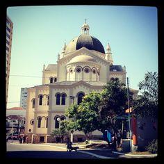 Pouso Alegre em Minas Gerais. Cidade industrial e progressista do Sul de Minas, Brasil.