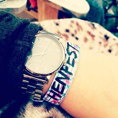 Our #henfest wristba