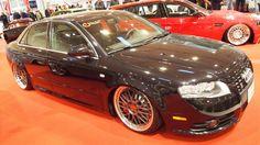 Audi A4 8E at Essen Motorshow - Exterior Walkaround