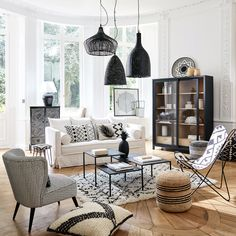 Grey living room ideas: 26 gorgeous ways to incorporate the most stylish colour | Real Homes