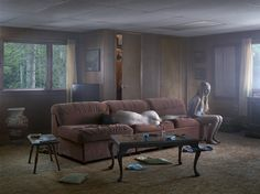 The Den by Gregory Crewdson