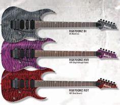 Ibanez Electric Guitar, Thrash Metal, Custom Guitars, Cool Guitar, Instruments, Natural, Bass Guitars, Art, Tattoo Art