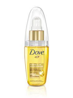 Nutritive Therapy Nourishing Oil Care Anti-Frizz Serum | Dove Canada