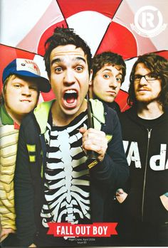 FOB will forever be my favorite <3