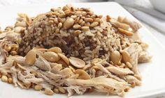 Cuando no sabe qué preparar o no tiene tiempo para decidir el menú, el arroz de almendras con un toque de condimento árabe constituye una solución deliciosa.