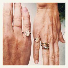 Pinky Signet Ring | Ursa Major Jewelry #mjwishlist