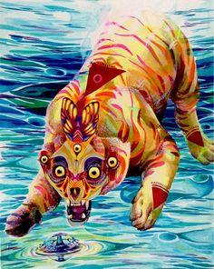 GLEO  Alucinación a la naturaleza mitológica
