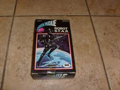 Disney BLACK HOLE ROBOT S.T.A.R.FIGURE GIGI ULTRA RARE W/BOX 1979 Sealed MEGO #GIGI