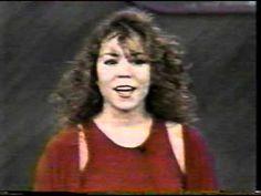 Mariah Carey - Interview @ Oprah Winfrey Show (Feb 14, 1992)