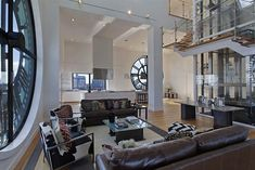 Clock Tower Penthouse in Brooklyn, New York to sale for $18 million!