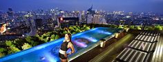 Skye Bar Rooftop Menara BCA
