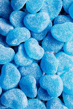 Download premium image of Blue chewy candies 2281981