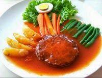 Steak Tahu Vegetarian